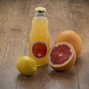 Лимонад «Грейпфрут», с незабываемой горчинкой, утолит жажду и зарядит энергией
