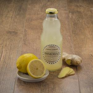 Лимонад «Имбирь», искрящийся и возбуждающий, взбодрит и укрепит иммунитет