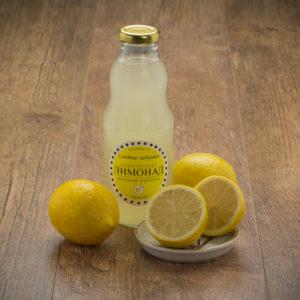 Классический лимонад «Лимон» разбудит воспоминания о счастливом детстве