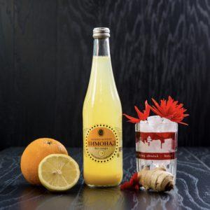 """Золотистый лимонад """"Апельсин с имбирем"""" - источник целебных и общеукрепляющих свойств"""